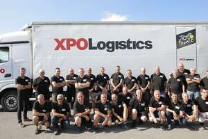 XPO Logistics has extended its contract as the transportation partner for the Tour de France until 2024.