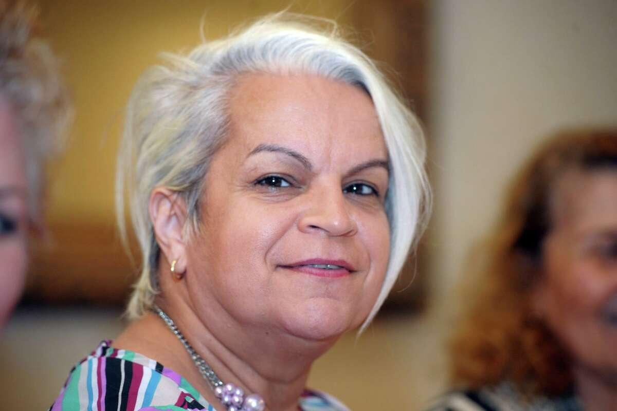 Bridgeport City Council member Jeanette Herron, May 17, 2019.