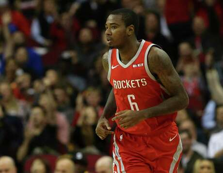 Gary Clark averaged 13.3 points in the Rockets' first three summer league games.