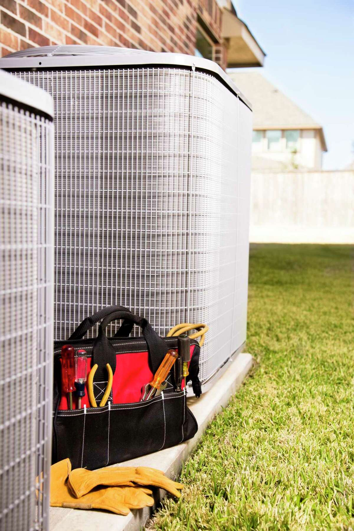 CenterPoint, through a partner, is offering home warranties on household systems such as air conditioning.