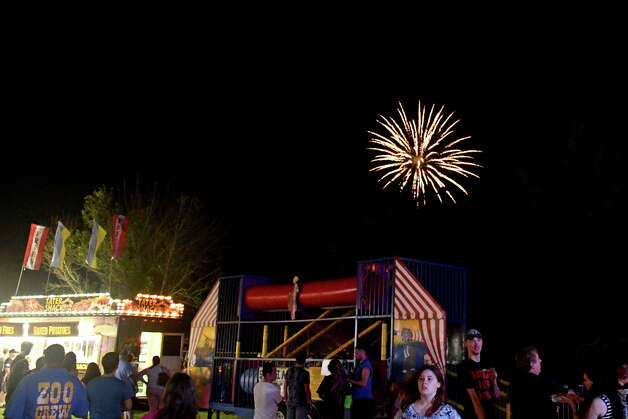 Torrington Annual Independence Day carnival and Fireworks will be held July 9 from 4 p.m. to 10 p.m. (rain date will be July 10). Photo: Lara Green- Kazlauskas/ Hearst Media