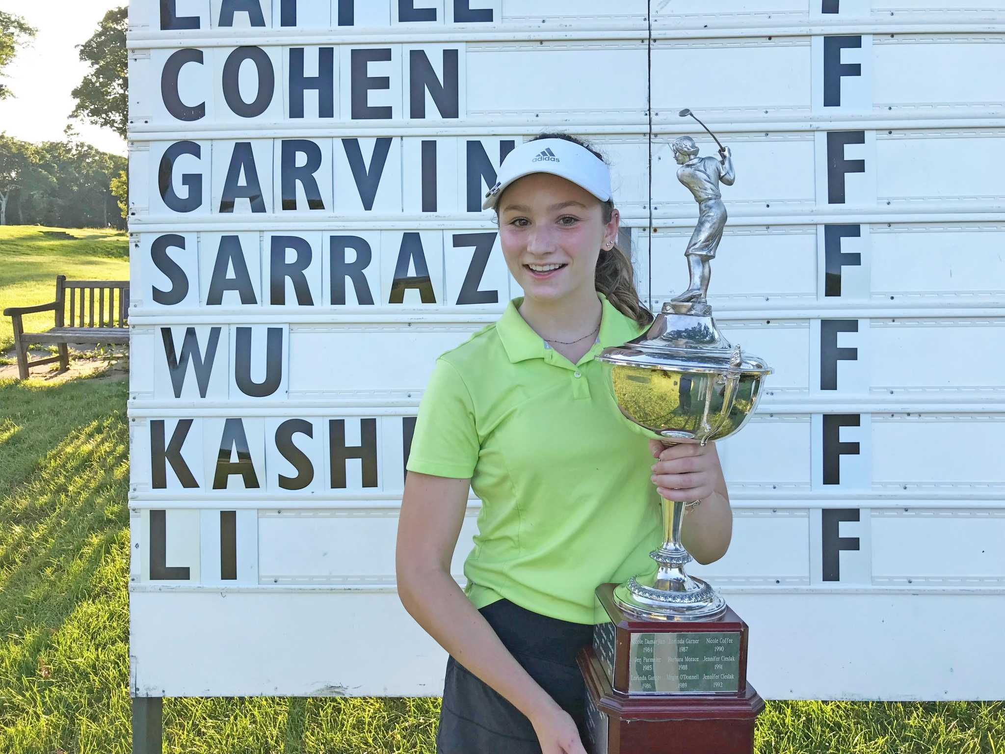Golf notes: Girls Junior PGA Championship tees off this week in