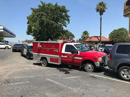 CHP chases stolen fire truck from Oakland to Vacaville