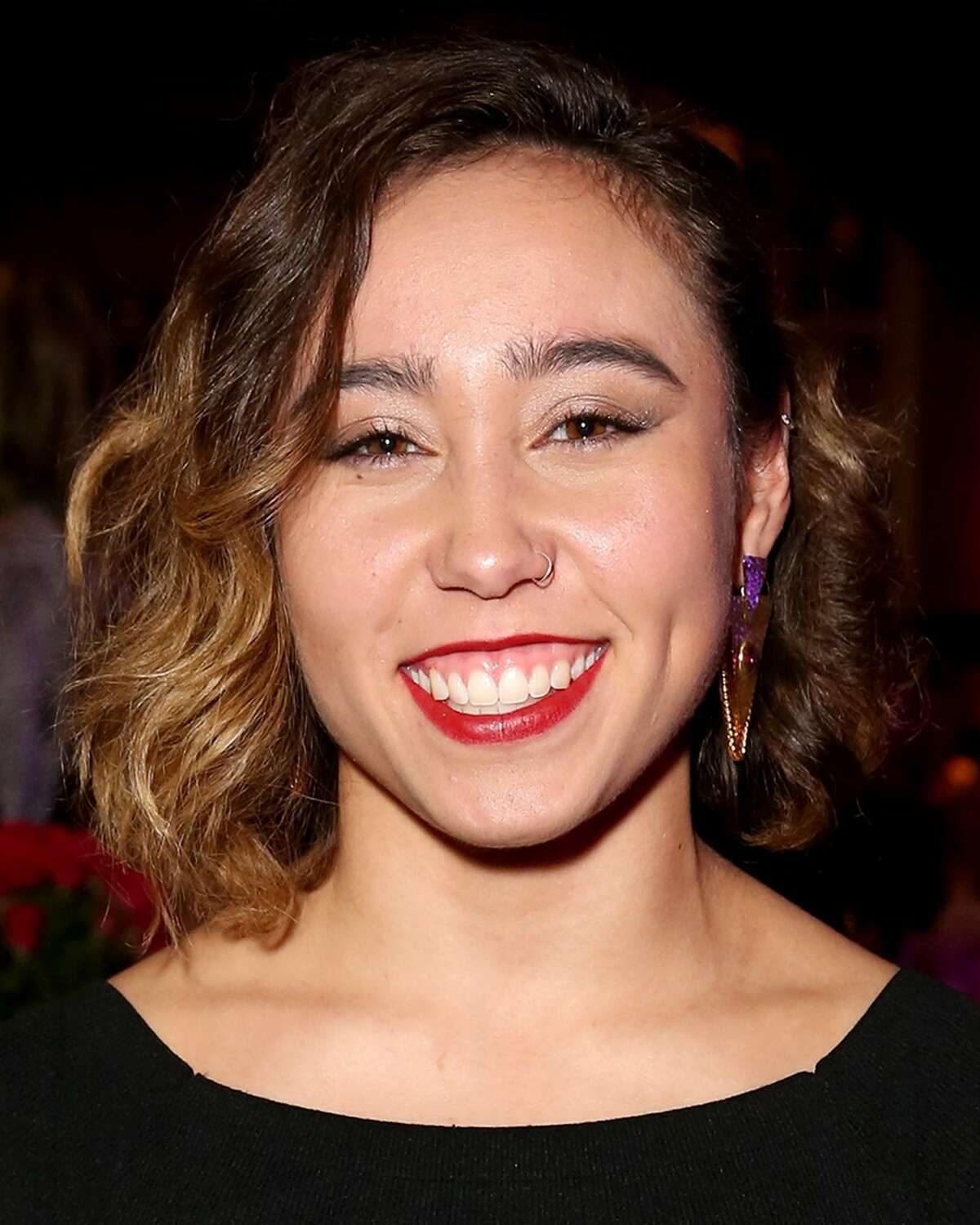 Former UCLA gymnast Katelyn Ohashi, who will make her professional debut Aug, 21, 2019, in the Aurora Games at Times Union Center (Photo courtesy Aurora Games)