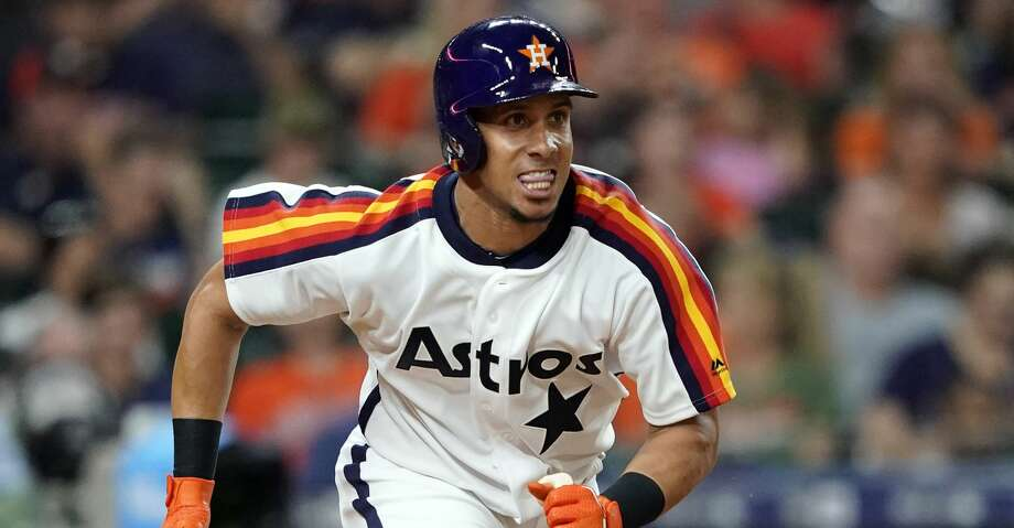 PHOTOS: Astros game-by-game Houston Astros' Michael Brantley runs to first during the eighth inning of a baseball game against the Seattle Mariners Friday, June 28, 2019, in Houston. (AP Photo/David J. Phillip) Browse through the photos to see how the Astros have fared in each game this season. Photo: David J. Phillip/Associated Press