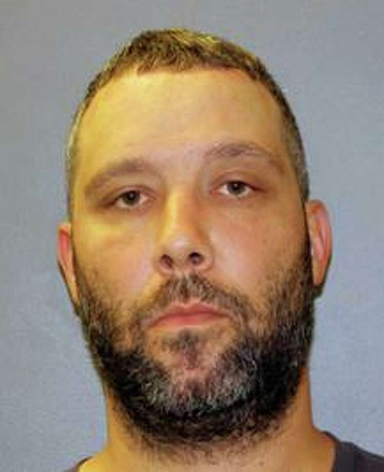 Mark Rubino, 40, of Meriden, Conn., was charged Friday with evasion of responsibility in operating a motor vehicle causing death, misconduct with a motor vehicle, no insurance and failure to drive in a proper lane. Photo: Contributed Photo / North Haven Police Department