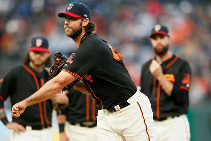 Giants' Madison Bumgarner cleared to face Brewers on Saturday night