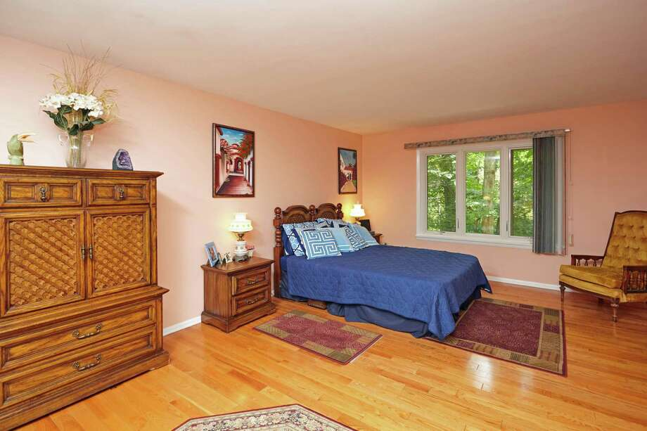 This house has three bedrooms including a large first floor master bedroom suite.