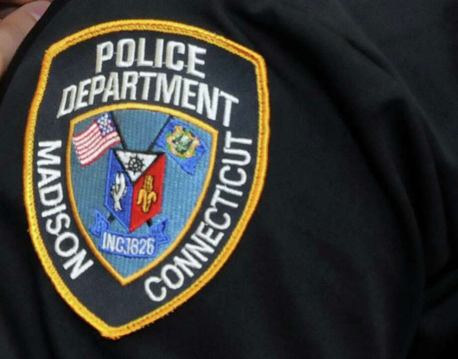 File photo of the Madison Police Department logo Photo: /