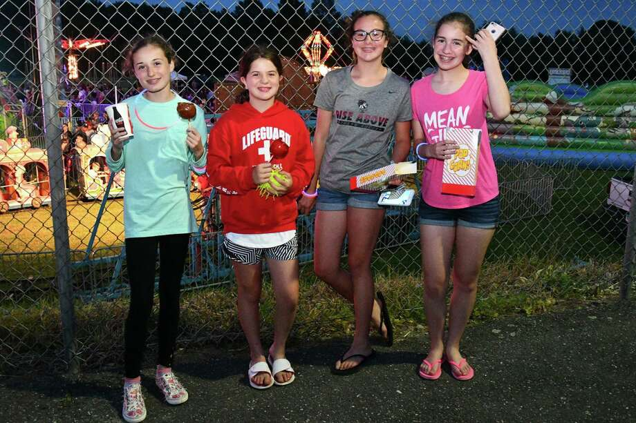 Torrington celebrated Independence Day July 5 with a carnival at Torrington Middle School and a fireworks display after dark. The traditional events, hosted by the Parks and Recreation Department, always draw a crowd of families to the middle school grounds for an afternoon of fun, games and rides. Photo: Lara Green Kazlauskas / For Hearst Connecticut Media /