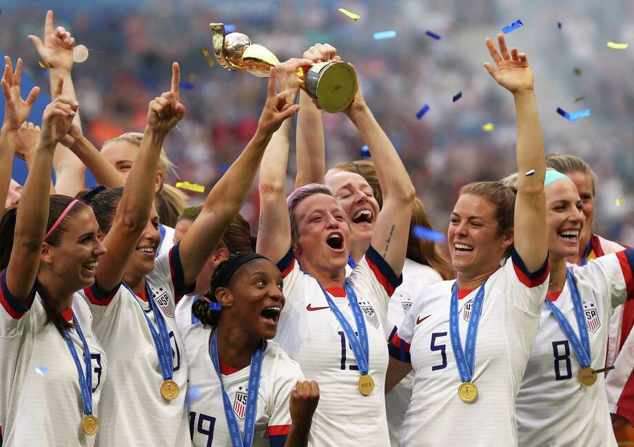 PHOTOS: Everything you should know about Megan Rapinoe 