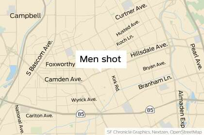 4 shot, one a minor, in San Jose - SFChronicle com