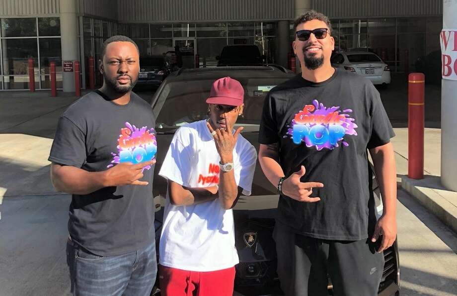 PHOTOS: Houston's Exotic Pop sources rare sodas, builds $50,000 snack machines for celebs like Travis Scott.>>> See more on Exotic Pop ... Photo: Courtesy