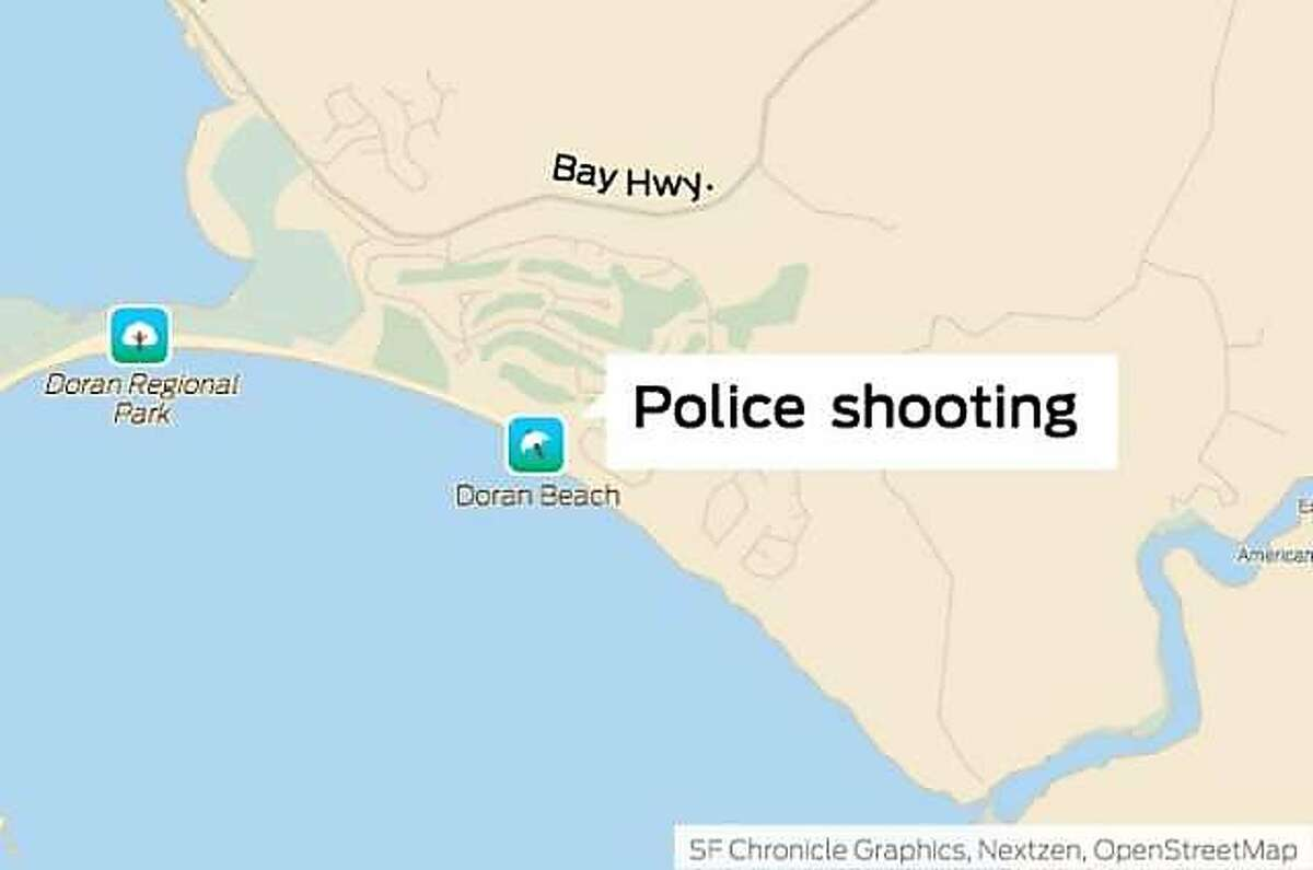 An officer shot Betai Koffi after an alleged LSD-fueled rampage in Bodega Bay on July 4.