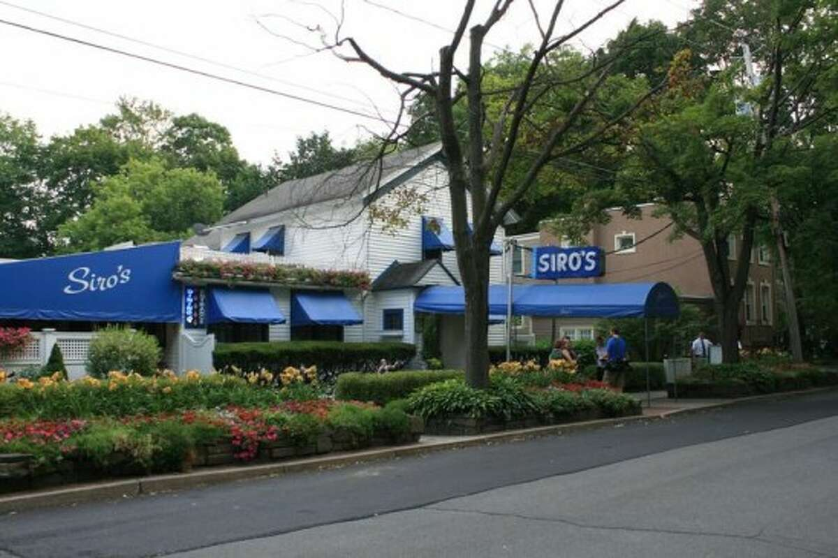 The venerable Siro's restaurant in Saratoga Springs, a track-season fixture since 1945, will reopen July 14, 2021, under the fifth management team in a decade.