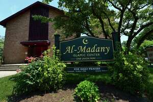 The Al Madany Islamic Center on Mott and Park Street in Norwalk.