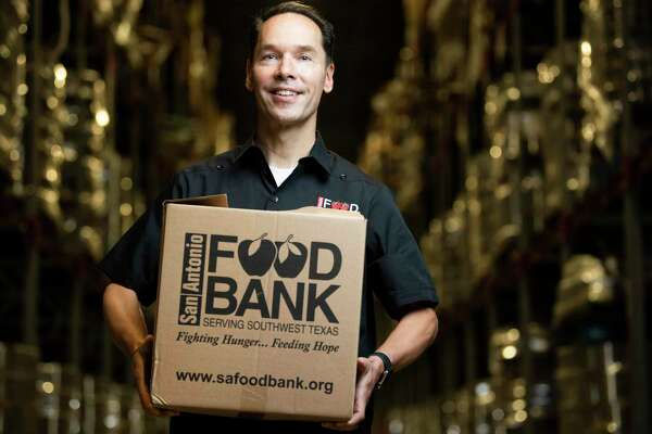 San Antonio Food Bank President and CEO, Eric Cooper, runs the largest hunger-relief organization in Southwest Texas, providing 58,000 meals per week. Cooper has been in top positions within the organization since 2001.