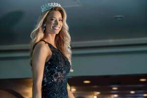 A total of 19 contestants competed in five categories Saturday in te Miss Southwest Texas pageant at La Posada's San Agustin Ballroom.