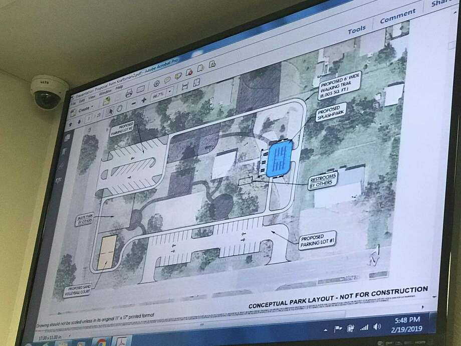 The city of Willis may be looking at a $1 million project to upgrade MLK Park. Photo: Meagan Ellsworth / Meagan Ellsworth