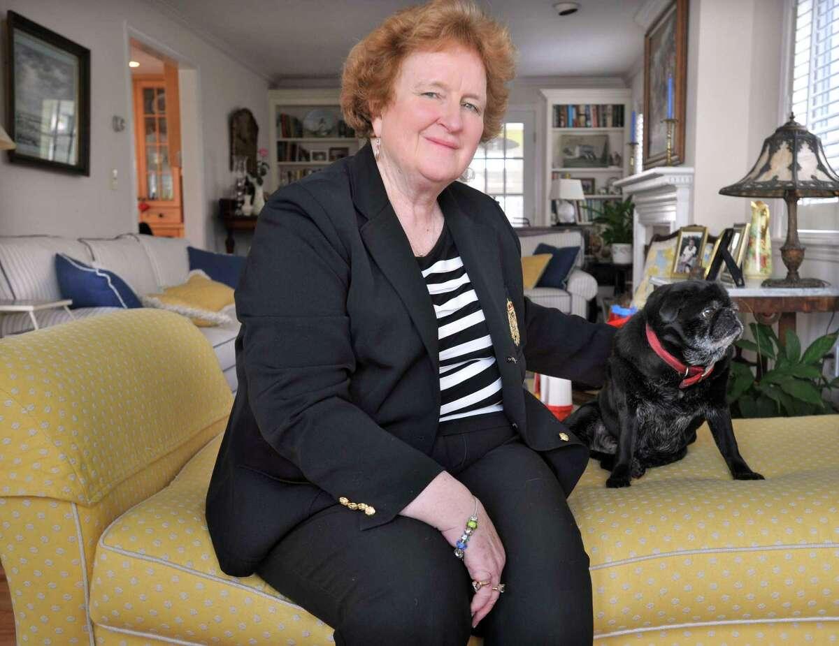Fran Rabinowitz, executive director of the Connecticut Association of Public School Superintendents.