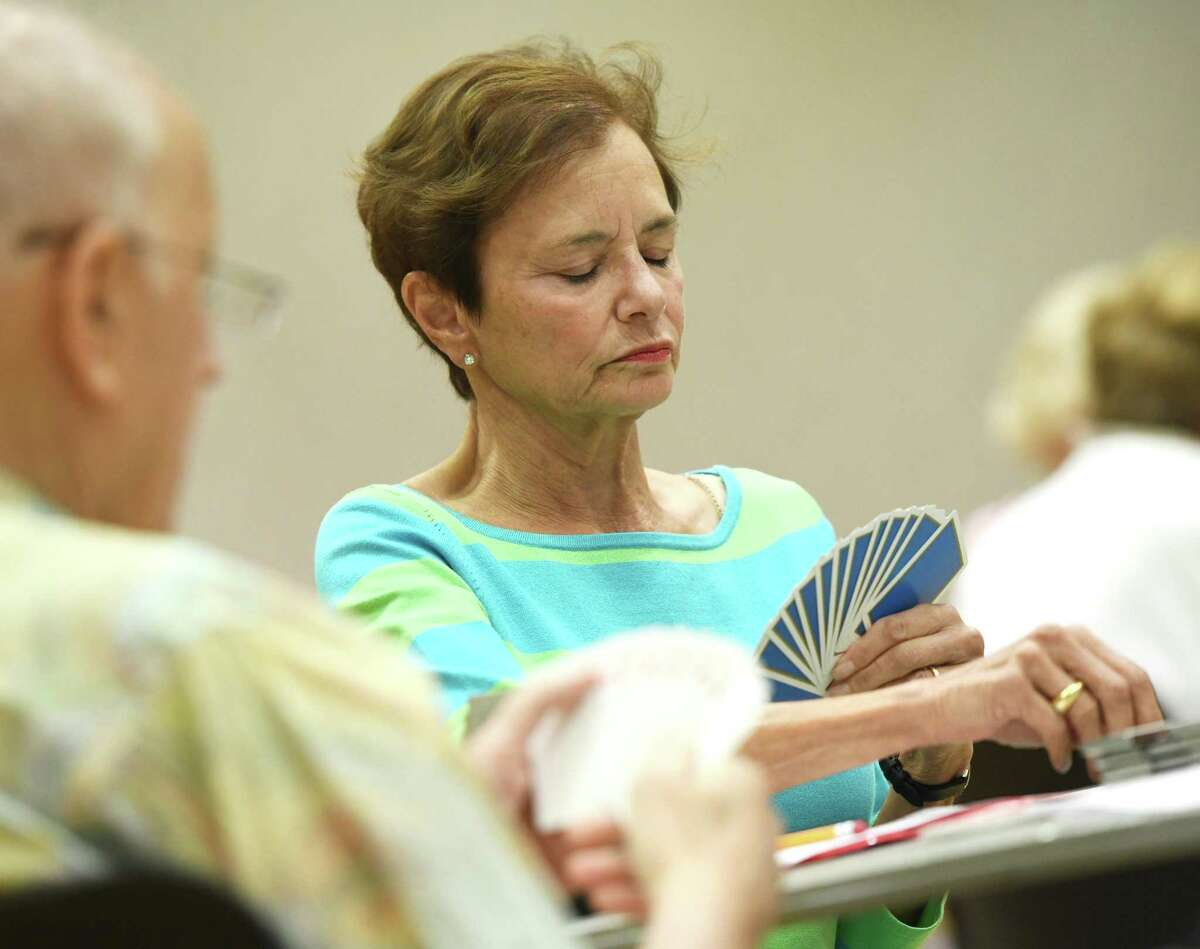 Weekly open duplicate Bridge games are held at 12:15 p.m. Mondays at the Greenwich YWCA. The games are sanctioned by the American Contract Bridge League, with masterpoint awards to top finishers. The card fee to play one session is $12. For more information, contact Steve Becker at 203-637-8927.