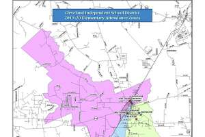 Cleveland ISD has rezone Eastside and Southside Elementary schools for the 2019-2020 school year.