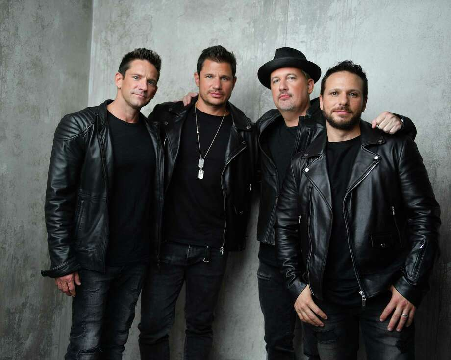 98 Degrees plays Stamford's Alive@Five concert series on July 18. Photo: Contributed Photo
