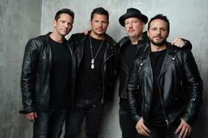 98 Degrees plays Stamford's Alive@Five concert series on July 18.