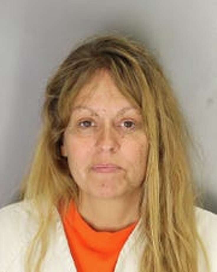 Sherri Telnas was sentenced to two consecutive 10-year sentences, eventually placed on probation and released in 2014. Photo: Tulane County Sheriff's Department