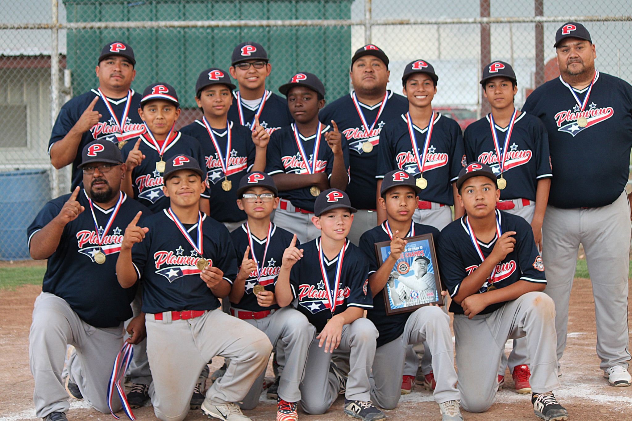 Plainview squad headed to regional baseball tournament