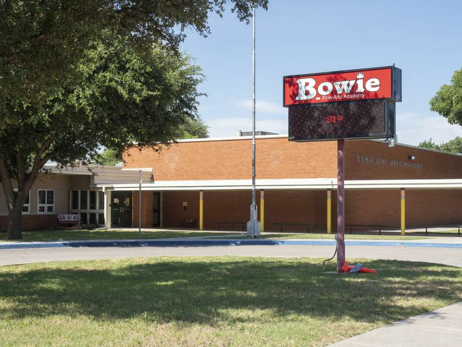 A Midland ISD official who was at Monday's board meeting has self-identified as testing positive for coronavirus, according to the school district. This individual was last present at a district facility on Monday at the Bowie Fine Arts Academy during the regularly scheduled board meeting, according to Superintendent Orlando Riddick on Photo: Tim Fischer/Midland Reporter-Telegram