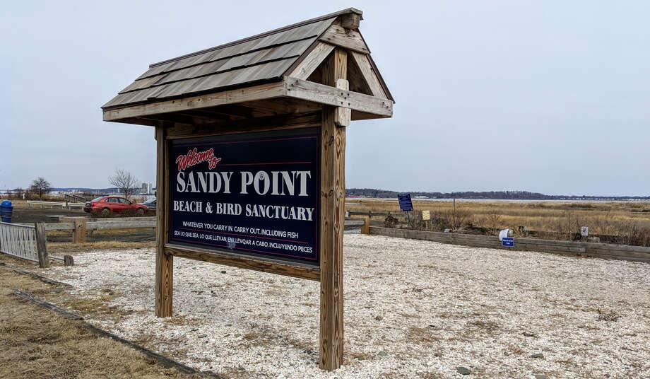 Sandy Point Bird Sanctuary in West Haven, Connecticut Photo: Derek Turner / Hearst Connecticut Media