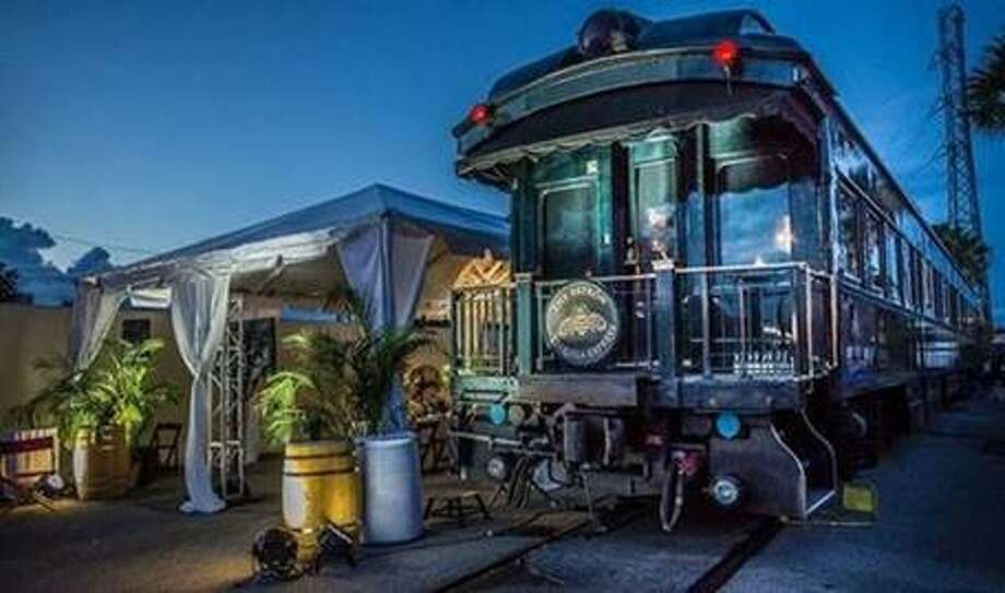 The Patrón Tequila Express will be in San Antonio at 3 p.m. on Saturday at the Amtrak Station. Photo: Courtesy, Patrón Spirits Company