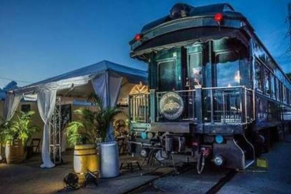 The Patrón Tequila Express will be in San Antonio on Saturday at the Amtrak Station starting at 3 p.m.