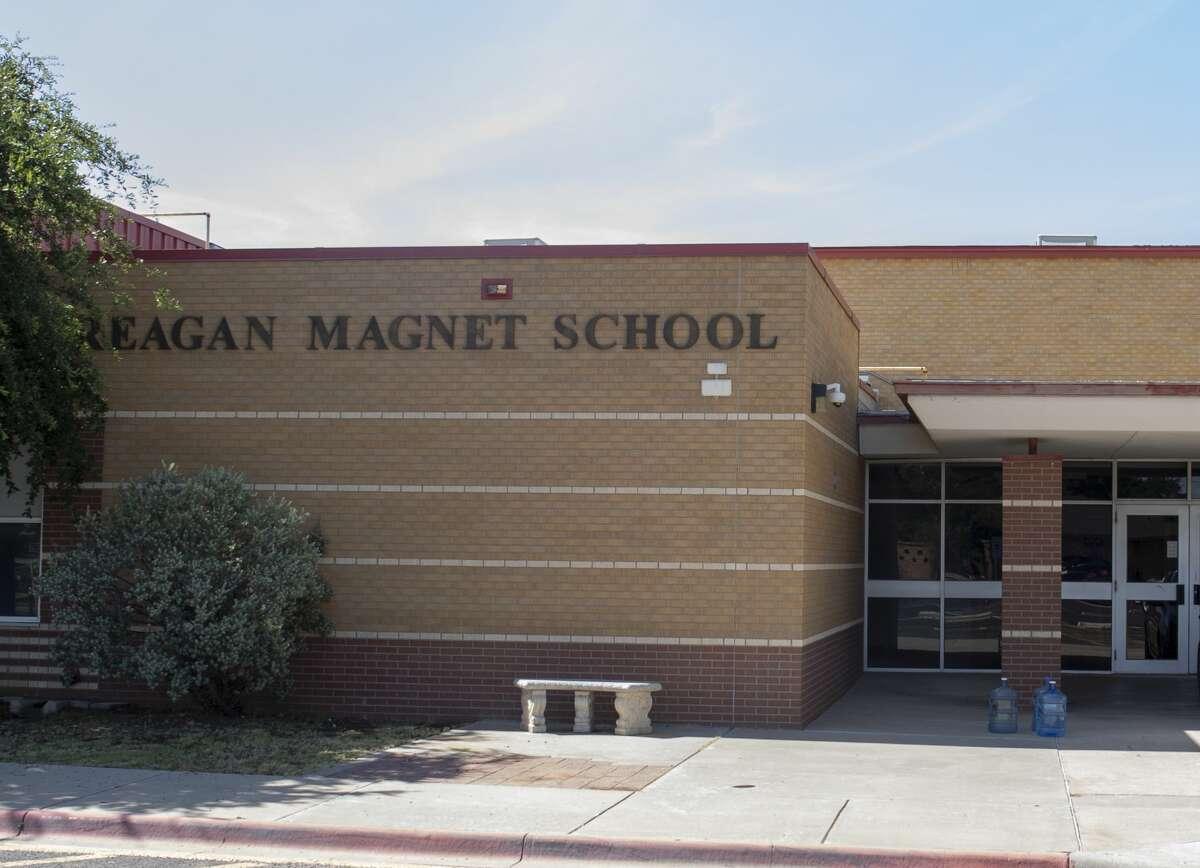 Reagan Magnet School Children at Risk Grade: A+ State Rank: 11