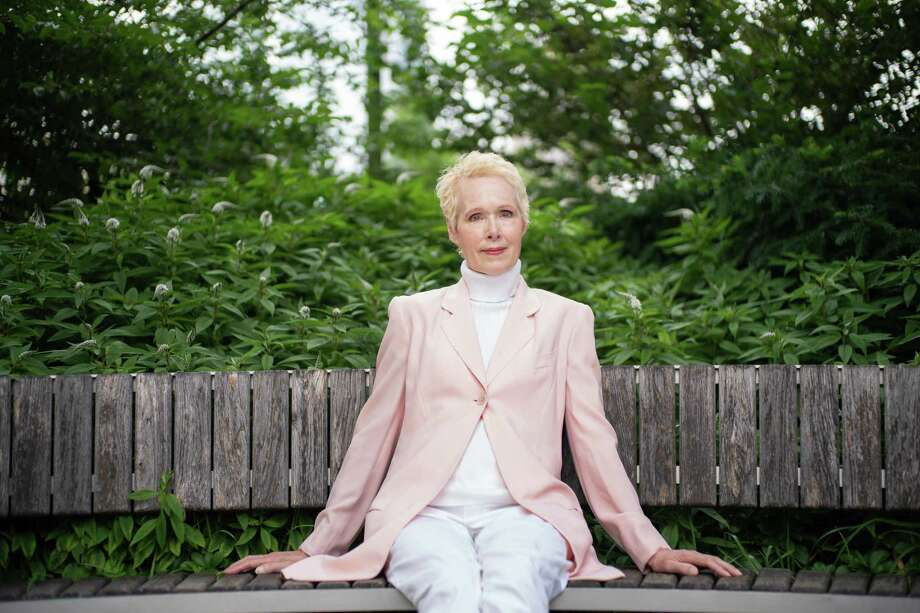 "E. Jean Carroll, the longtime advice columnist and author who has alleged that Donald Trump sexually assaulted her in 1996, in Manhattan, June 24, 2019. Carroll says coming forward now was part of the realization that she hadn't followed advice she'd given her readers for years: to speak up. ""I felt like a fraud,"" she said. Trump has said Carroll is ""totally lying."" (Todd Heisler/The New York Times) Photo: TODD HEISLER, STF / NYT / NYTNS"