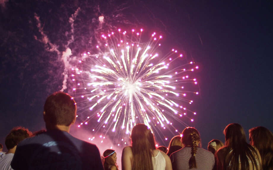 The 39th Annual Family Fourth Fireworks will be held in Waveny Park, 677 South Avenue, in New Canaan, Connecticut on Thursday, July 4, 2019. Contributed photo