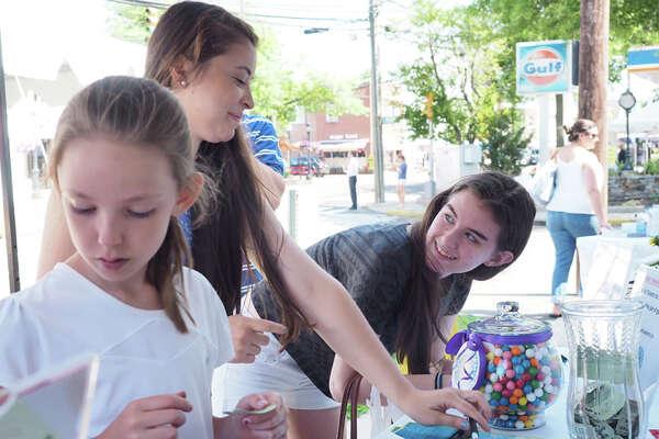 Sidewalk Sales & Family Fun Days return this Thursday.
