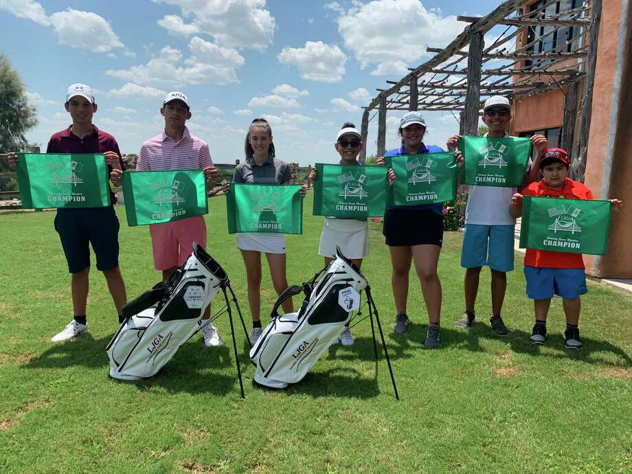 The LJGA held the second event of its Summer Tour on Monday with the LJGA Junior Golf Masters at the Max A. Mandel Municipal Golf Course. Photo: Courtesy Photo