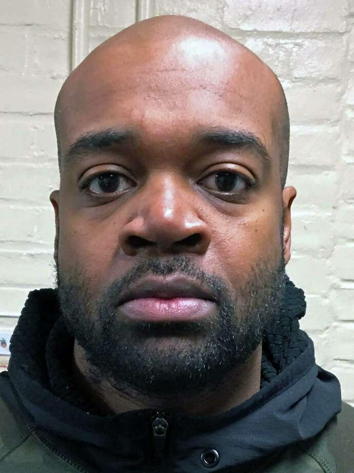 Joshua Moore, 40, of Shelton, Conn., was charged on Feb. 28, 2019, with first-degree burglary, possession of burglary tools, first-degree criminal mischief and criminal attempt at first-degree larceny. Photo: Contributed Photo / Monroe Police Department / Contributed Photo / Connecticut Post Contributed