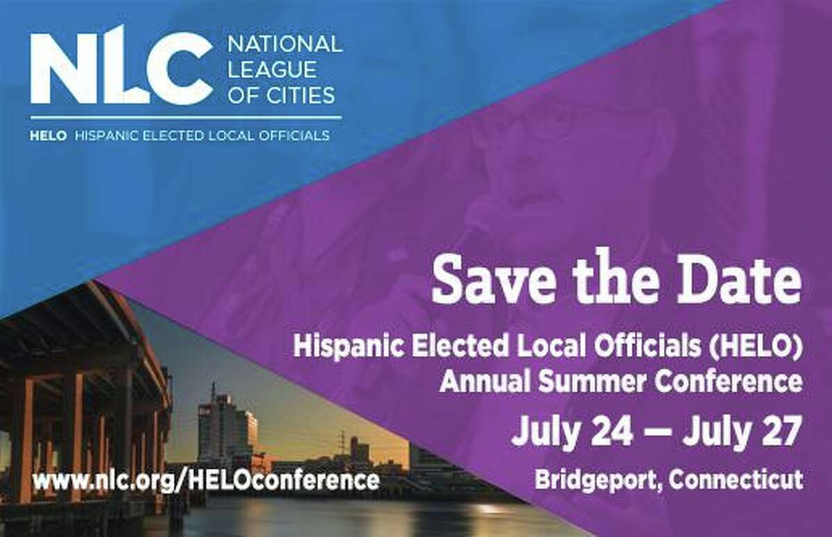 The city is hosting the National League of Cities' annual summer conference for Hispanic elected local officials.
