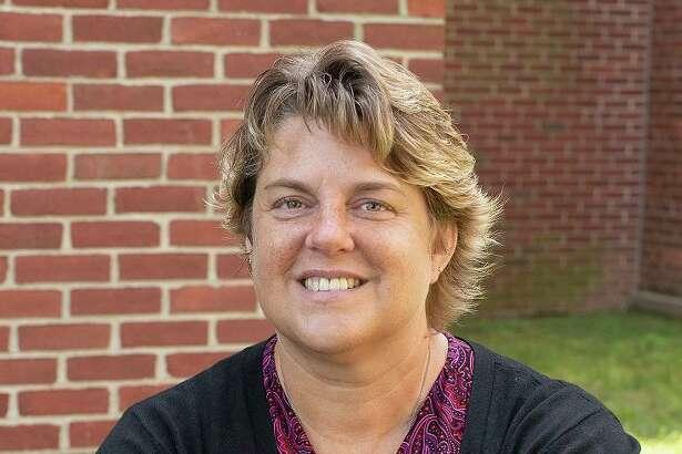 Cindy Wolfe Boynton, local organizer of the Lights for Liberty Vigil.
