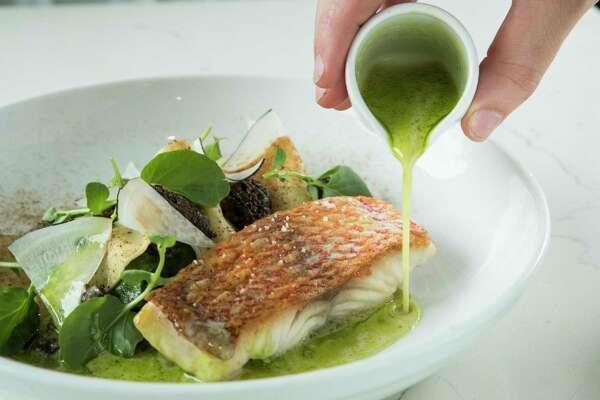 Restaurant Review La Villa In Montrose Houstonchronicle Com