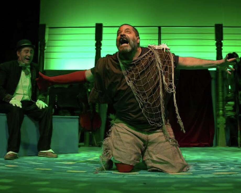 "The Sherman Playhouse's production of ""The Tempest"" runs through July 20. Photo: Sherman Playhouse / Contributed Photo"