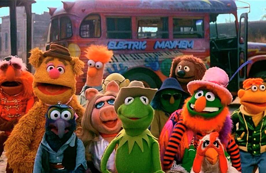 """The Muppet Movie"" will be screened July 25 at 12:30 p.m. at the Ridgefield Playhouse, 80 East Ridge Road, Ridgefield. Tickets are $10-$12.50. For more information, visit ridgefieldplayhouse.org. Photo: Henson Associates / Contributed Photo"