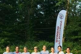 Women's Flag Football of Ridgefield celebrated its inaugural season this spring.