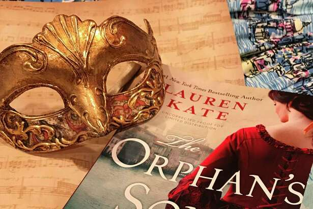 """""""The Orphan's Song"""" by Lauren Kate was published on June 25."""