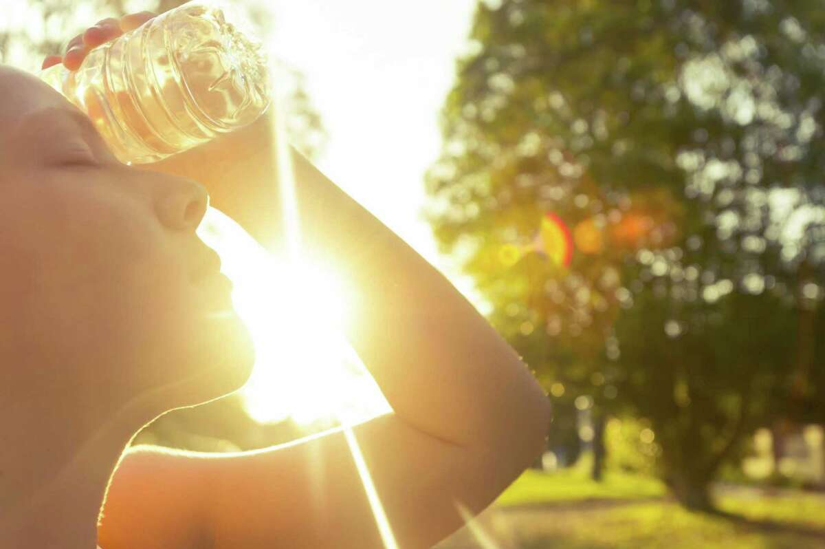 Symptoms of heat exhaustion: Increased thirst; muscle cramps; weakness or fainting; irritability; headache; skin turns cool and clammy; nausea or vomiting.
