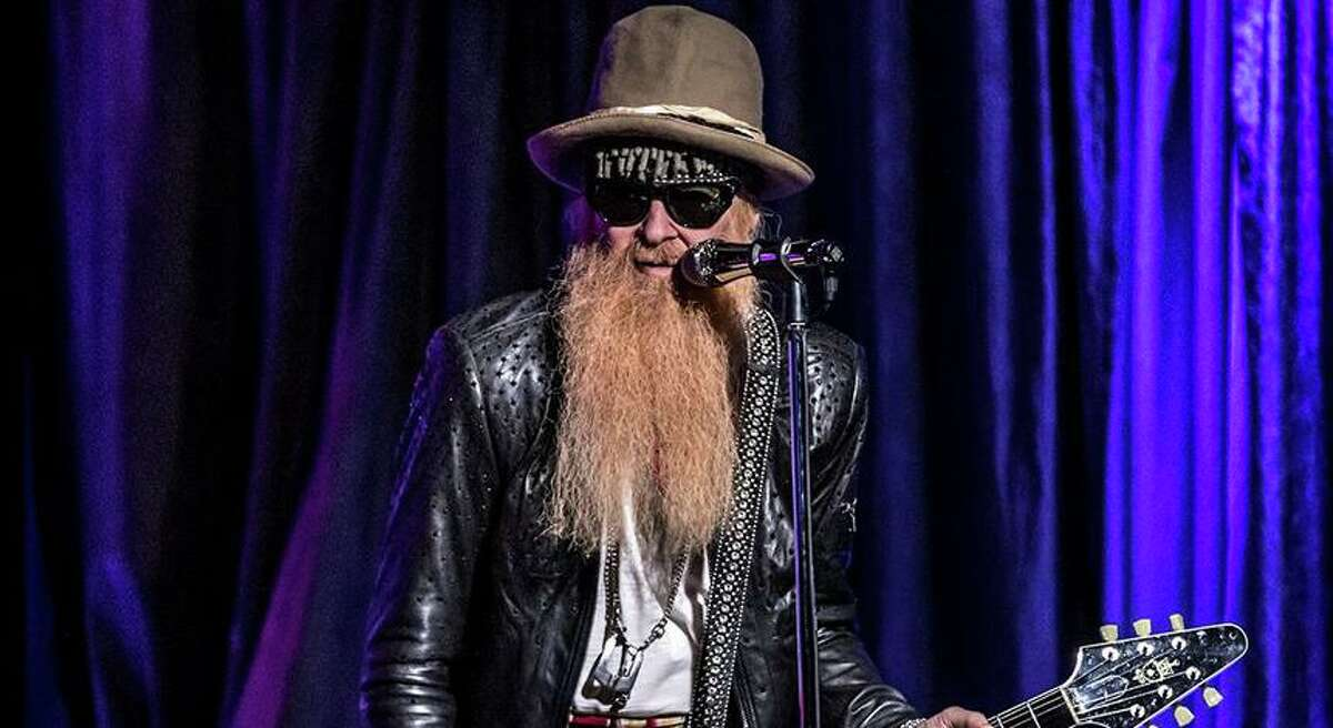 Billy Gibbons of ZZ Top will grand marshal this year's Ford Holiday River Parade.