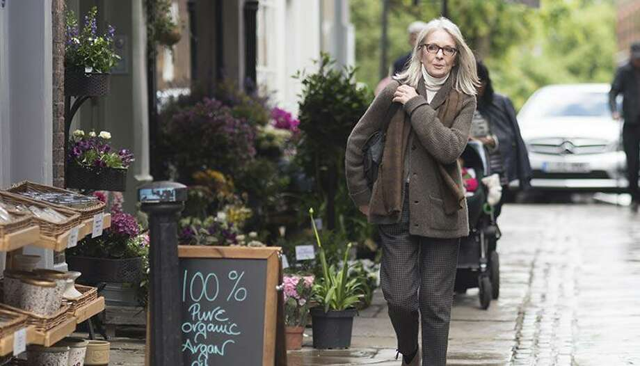 "Diane Keaton stars in the romantic comedy ""Hampstead."" Photo: Entertainment One / Contributed Photo / Nick Wall Photography"